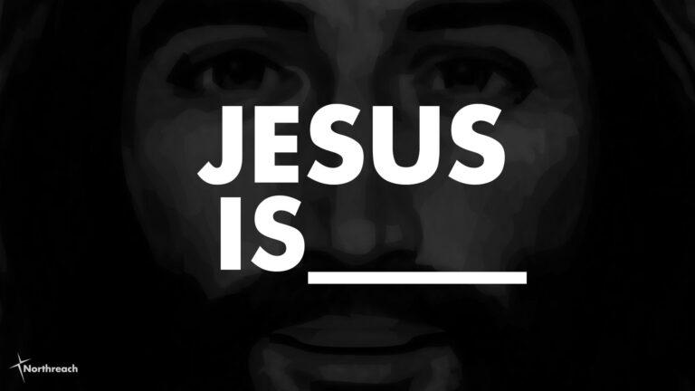 JesusIs___ - John Series